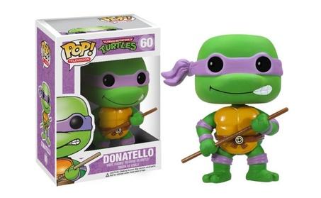 Funko POP TV Teenage Mutant Ninja Turtles Donatello Vinyl Figure d80b8c96-d0b6-4db7-a914-b32a5091d4a8