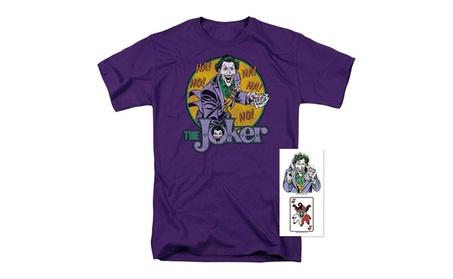 The Joker DC Comics Supervillain T Shirt ae3ec119-73f0-4459-899d-ff59a124f14c