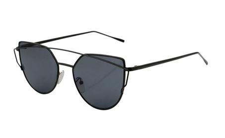Classic Women Metal Frame Mirror Sunglasses Cat Eye Glasses 236fc0b0-6ae5-4948-a0b0-f3438fb24500