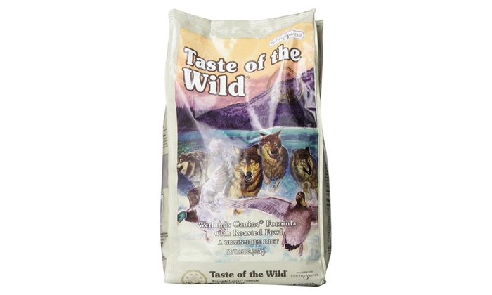 image about Taste of the Wild Coupons Printable titled Style of the Wild Dry Puppy Food items Groupon