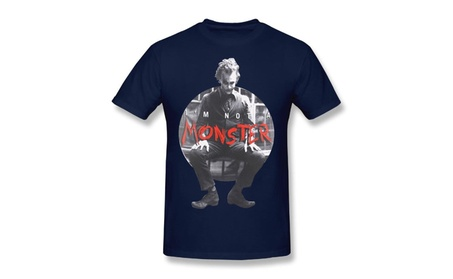 DC Comics The Dark Knight Trilogy The Joker Monster T-Shirt 04ac6f1c-0bde-49d9-bb56-4f7693d6b67f