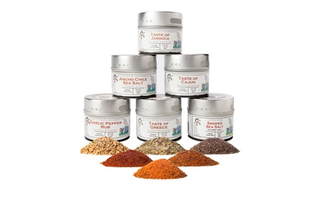 Ultimate Gourmet BBQ Seasoning, Spice, and Sea Salt Collection c87d2056-e7a1-498d-b4c6-eff25cacc2cc
