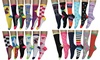 Frenchic Women's Crew Socks (24 Pairs)