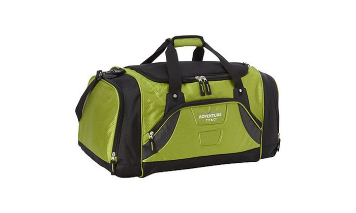 Traveler's Club Luggage 20″ Multi Pocket Duffel