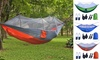 Camping Hammock Tent Mosquito Net Set Double Persons Iqammocking Bed Tent