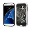 Insten Vines Hard Dual Layer Case For Samsung Galaxy S7 Yellow/black
