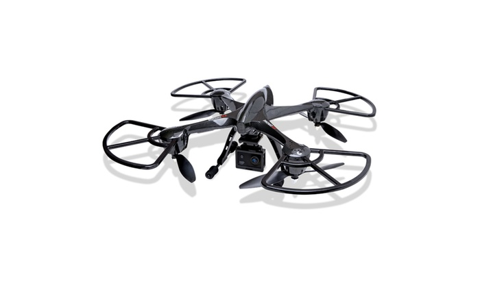 Sharper Image Gps Hd Video Hover Drone Groupon