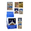 Alexander Taron Sellmer Advent Cards - Assorted Victorian set of 48 pcs