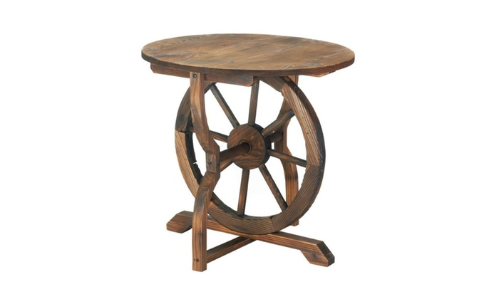 Home Decor Wagon Wheel Table ...