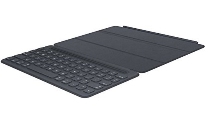 "Apple iPad Pro Smart Keyboard 9.7"" Black Smart Connector Case Cover Key"