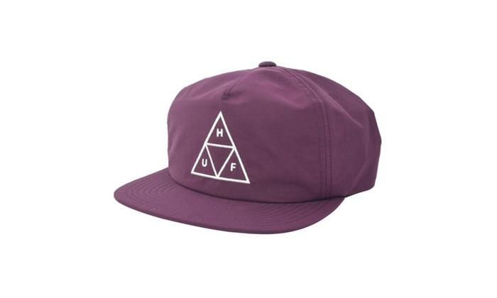 Triple Triangle Snapback CAP One Size