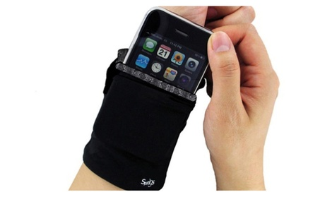 Multi-Pocket Wrist Wallet Useful For Trips To The Gym Runs Or Everyday 68a7dacf-6e7f-4d42-97a6-3de1e955f64b