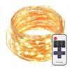 Cymas LED String Lights, 33ft 100 LED Waterproof Decorative Lights