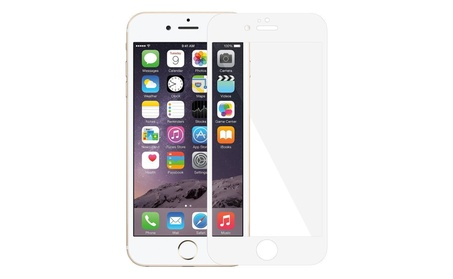 Kristal™ edge2edge screen protector for iphone 6/6S-white 4cef86d6-5692-42d7-848c-f0763c359e66