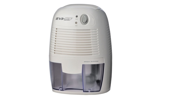 Eva Dry Edv 1100 Electric Petite Dehumidifier With Whisper