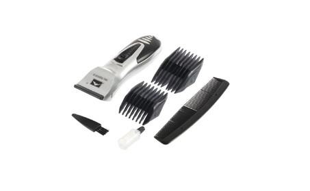 Hair Trimmer Set, Silver d1569d65-1acc-440a-9e70-964bcd8d88c0