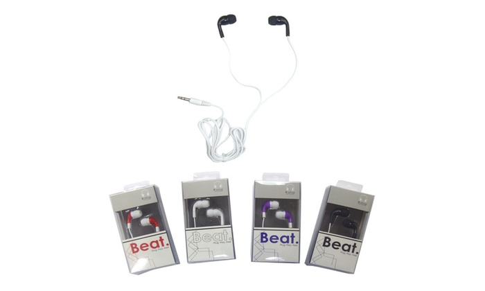 Buy It Now : Earbuds w/ Microphone for Smartphones & Laptops