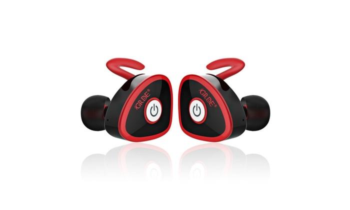True Wireless Bluetooth In-ear Earbuds | Groupon