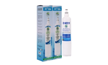 LG LT600P 5231JA2006A Compatible Refrigerator Water Filter 2 Pack photo