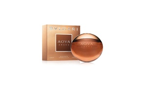 Aqva Amara by Bvlgari EDT 3.4oz/100ml for Men New In Box