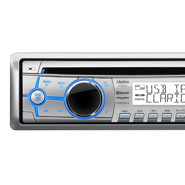 Clarion M303 Stereo With Bluetooth And Pandora Control