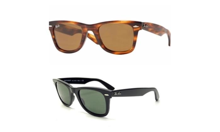 Original Ray-Ban Sunglasses Wayfarers RB2140 901 954