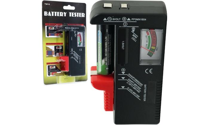 Multi Battery Tester