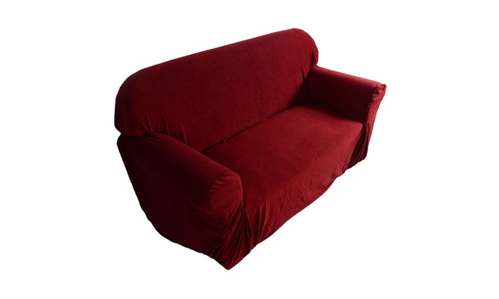 New Stretch Furniture Slipcover Chair Sofa Loveseat