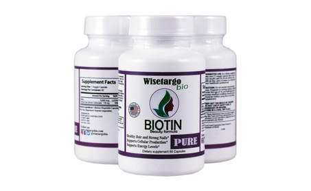 3 pc Biotin 10,000 mcg Extra Strength Beauty Formula a0907b04-13b2-4382-84bf-b630c75c19f4