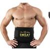 Sport Waist Belt Sweat Waist Trainer Belt Body Shaper for Men Women
