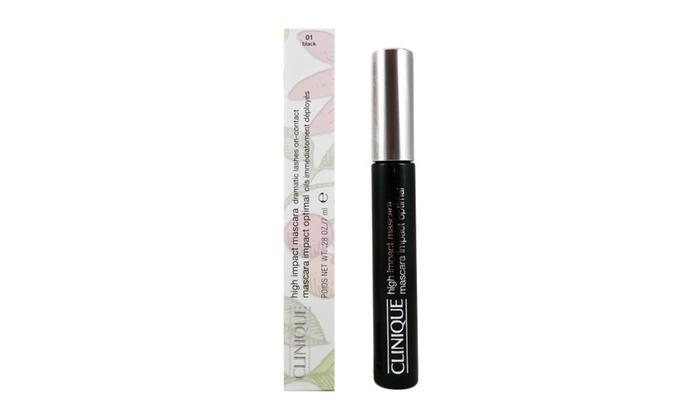 4dd6de08514 Clinique High Impact Mascara, 01 Black .28 oz / 7 mL | Groupon