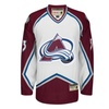 Colorado Avalanche Patrick Roy White Heroes of Hockey CCM Jersey