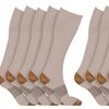 Tell Sell  Unisex Copper-Infused High-Energy Compression Socks 5 Pairs