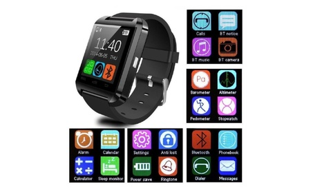 Bluetooth Smartwatch and Health Tracker With Anti-Loss Technology c470d703-d2d7-4426-994b-de52d184586f