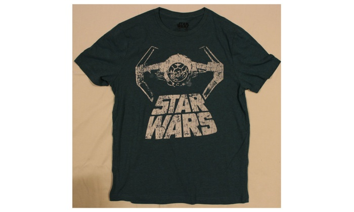 Star Wars T-Shirts Several Designs and Colors Movie Inspired
