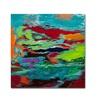 Hilary Winfield 'Hidden Pathway' Canvas Art