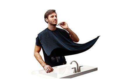Beard Catcher Apron for Shaving Beard Cape f58fa186-10c7-41a6-81dd-b5b744b26d5c