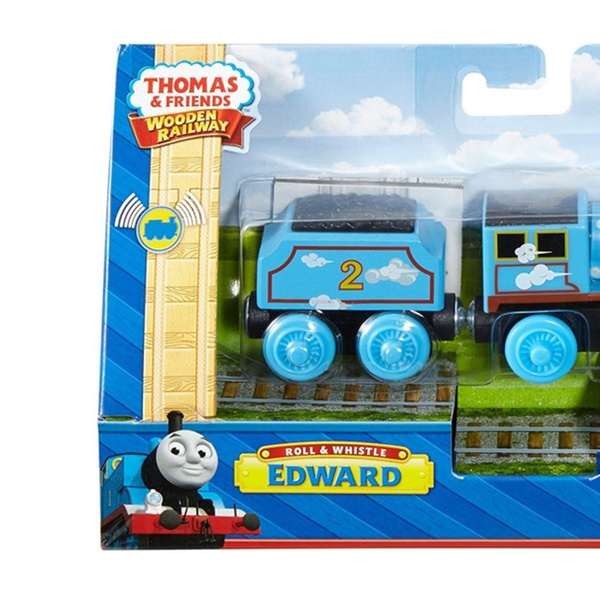 Thomas Friends Wooden Railway Roll Whistle Edward Clc27