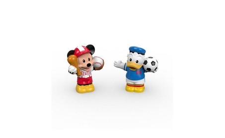 Little People®Magic of Disney Mickey & Donald All-Stars DYR86 24a375d0-78a8-4209-8ad5-50afe644cfce