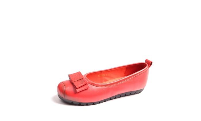 Women's Rubber Outdoor Flats Shoes