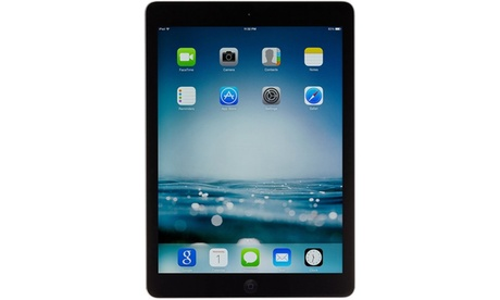 """Apple iPad Air WiFi Tablet with 9.7"""" Retina Display (Refurb. B-Grade); Lightning Cable and Power Adapter Not Included dd3fd19c-35dc-44e4-92d7-79869f3ea080"""