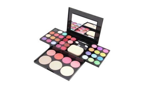 Colors Matte Shimmer Eyeshadow Palette Makeup Kit Set + Mirror e31acd3c-169c-4d62-a1b7-e43f8813fabe