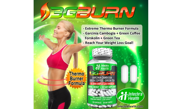 Up To 25 Off On 3g Burn Diet Pills Extreme Groupon Goods