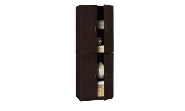 Mainstays Storage Cabinet Multiple Finishes Mainstays Storage Cabinet Multiple Finishes ...  sc 1 st  Groupon & Mainstays Storage Cabinet Multiple Finishes | Groupon
