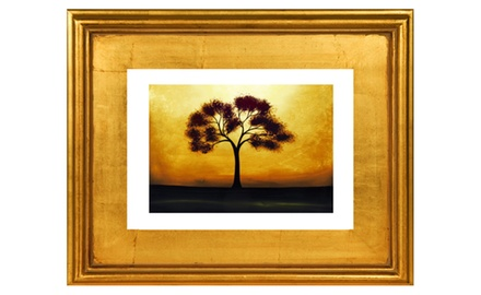 I'm still here -Framed fine art