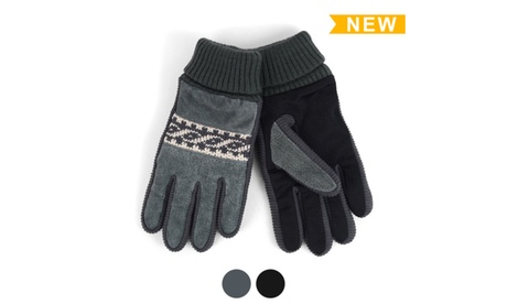 Westend Men's Genuine Leather Non-Slip Grip Winter Gloves 99c1da07-3c88-426b-b97d-84d0ad006aab