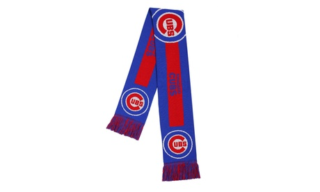 Forever Collectibes MLB Adult Big Logo Scarf ffbbcf64-d2cb-4564-abd4-f2d9b08c0dcc