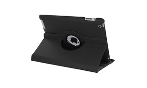360 Degree Rotating Folding Leather Case Cover For Apple iPad 2 3 4 9.7