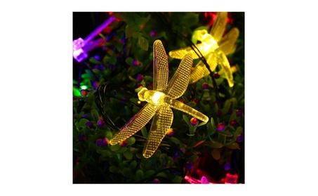 Outdoor Dragonfly Solar String Lights 8b33ad4e-bea6-4d79-8f02-ab4b498d1bd5