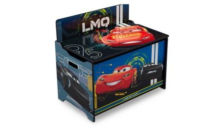 Disney/Pixar Cars Deluxe Toy Box 4ff34415-c6c3-4460-bff8-dafbd4413eed